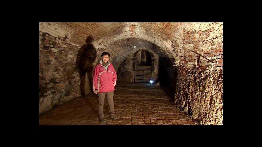 Video Rok pánů z Kunštátu otevře lidem středověké sklepení
