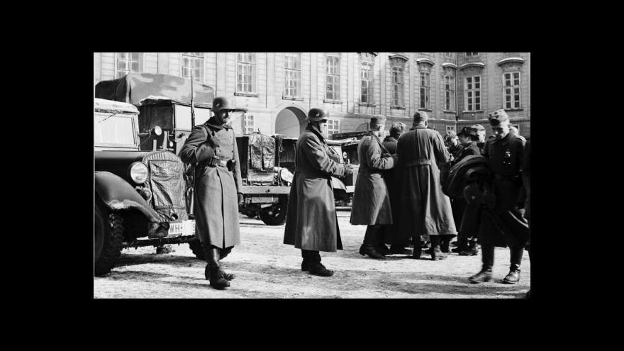 Video Německá okupace Čech, Moravy a Slezska