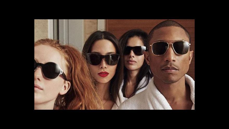 Video Pharrell Williams rozumí popu i ženám