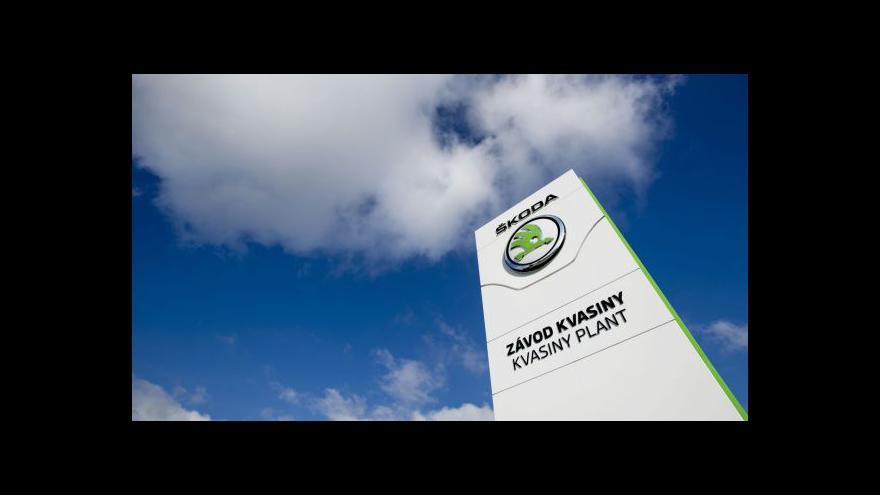 Video Události: Nová investice v Kvasinách přinese stovky pracovních míst