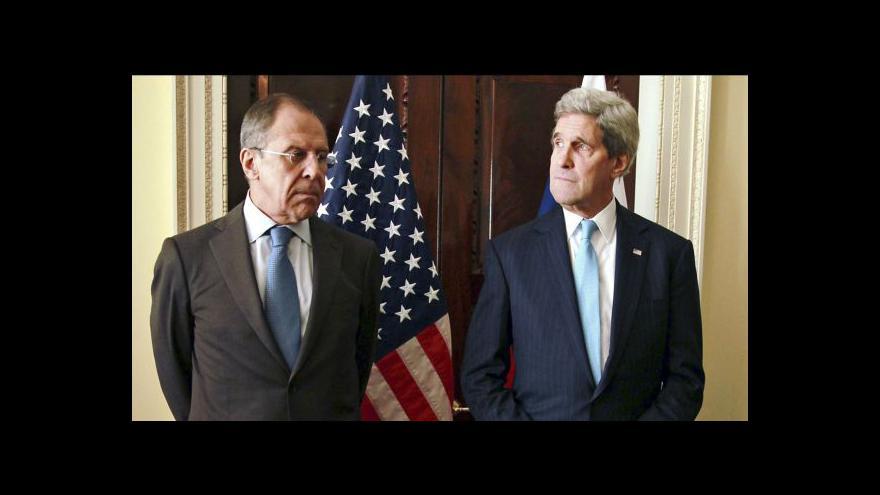 Video Před krymským referendem Putin o Ukrajině nerozhodne