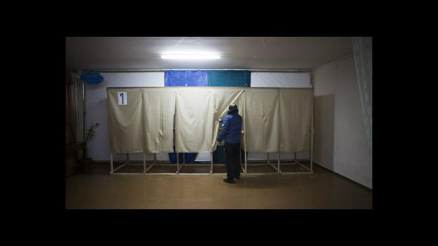 Video Krym se připravuje na referendum