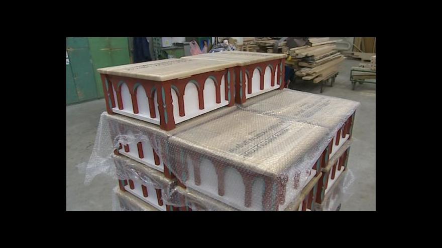 Video No comment: Výroba kasiček na libušínskou sbírku
