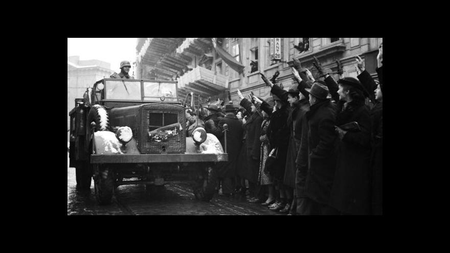 Video Rozhlasová reportáž Františka Kocourka (zdroj: ČRo)