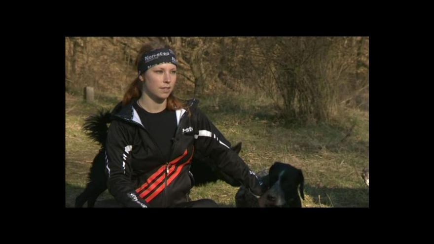 Video Hovoří caniscrossová závodnice Veronika Navrátilová