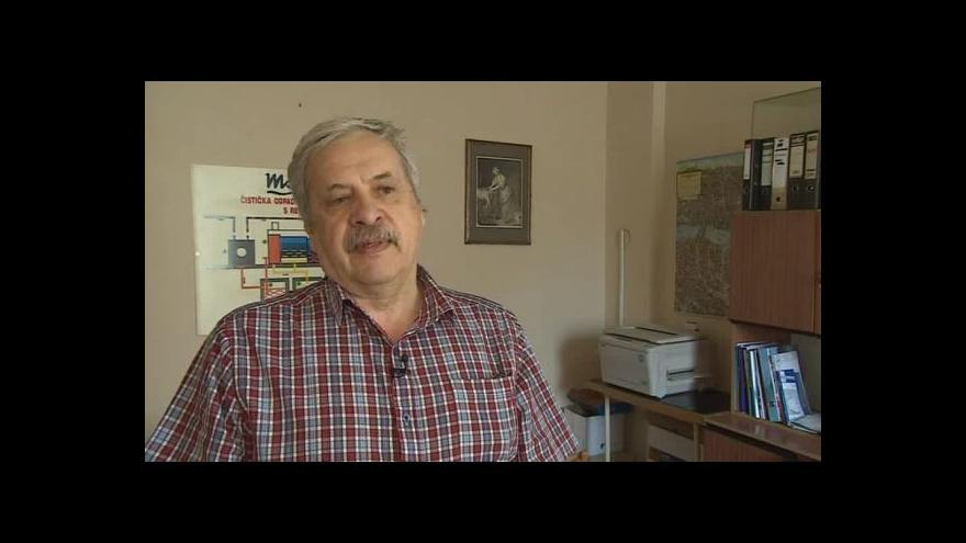 Video Nástup levného textilu popisuje Radek Vašiček