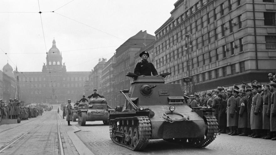 Video Historie.cs - Češi ve wehrmachtu