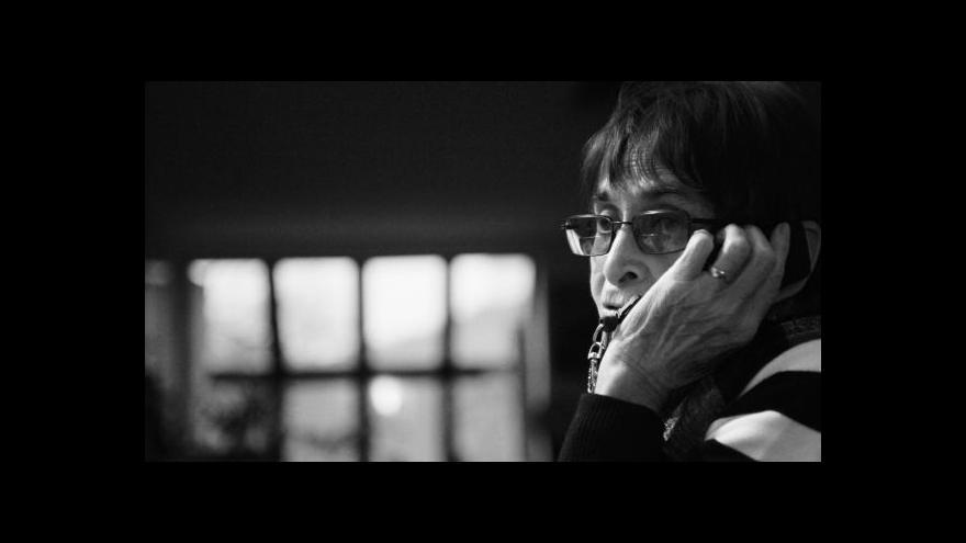 Video Zemřela Věra Chytilová