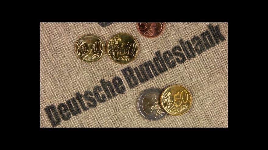 Video Robejšek: Německá ekonomika funguje dobře