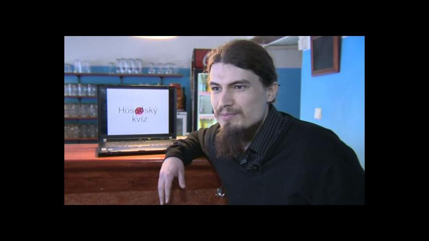 Video Hovoří jeden z tvůrců kvízu Jiří Maňák
