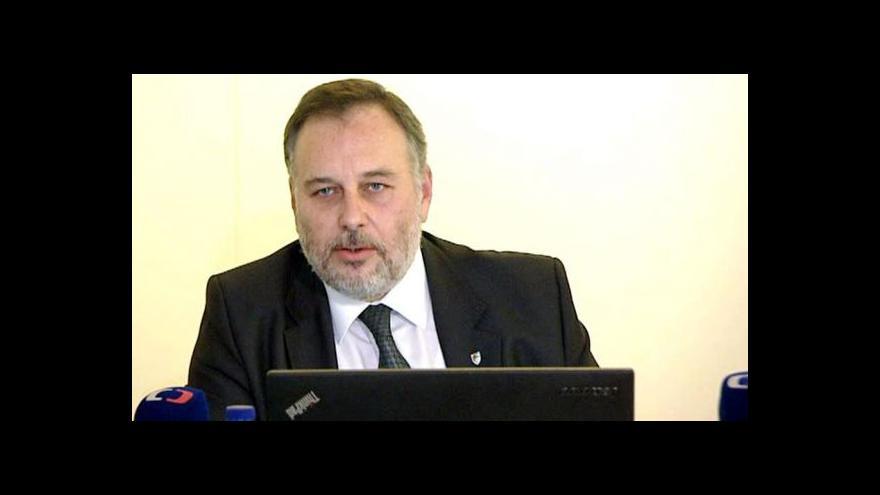 Video Bilanční brífink GIBS k výsledkům práce v letech 2012 a 2013