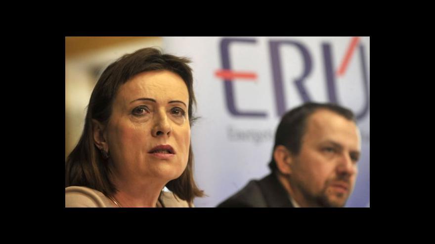 Video Reportáž: ERÚ si stěžuje v Bruselu