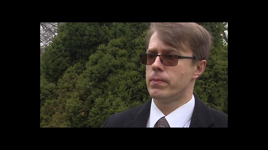Video Hovoří vedoucí výzkumu Sergej Zakharov