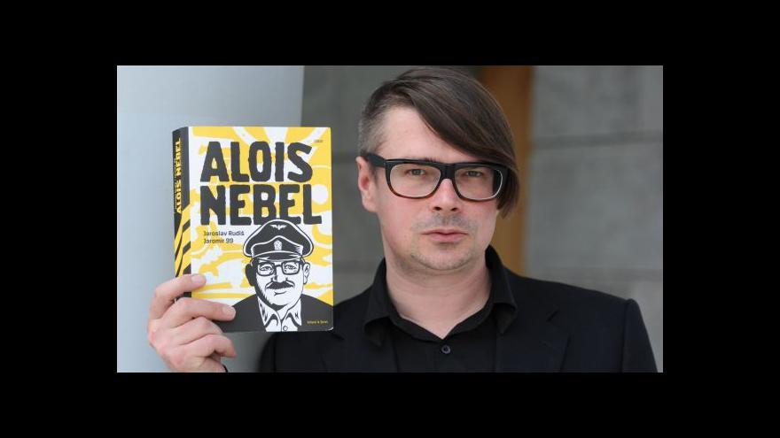 Video Jaroslav Rudiš dostane německou literární cenu
