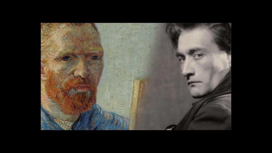Video Van Gogh - muž, kterého společnost dohnala k sebevraždě