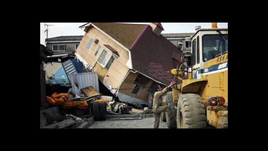 Video Tři roky od ničivé tsunami, řada těl se nenašla dodnes