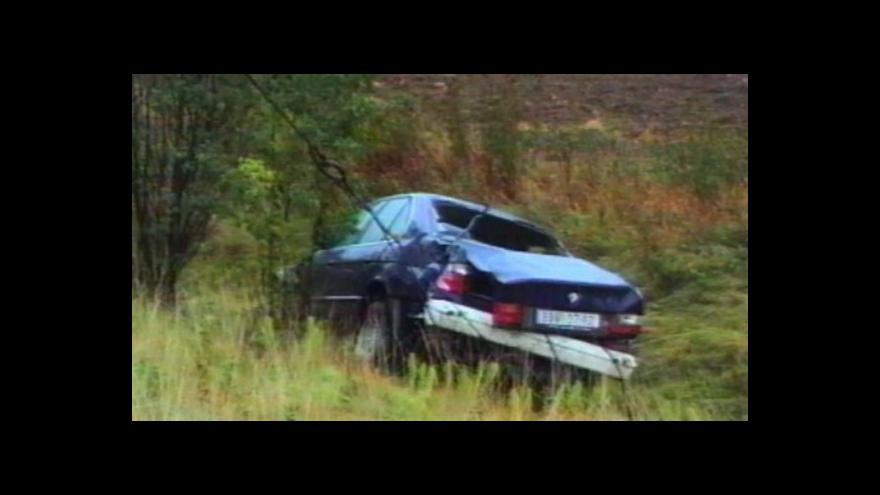 Video Události k nehodám politiků