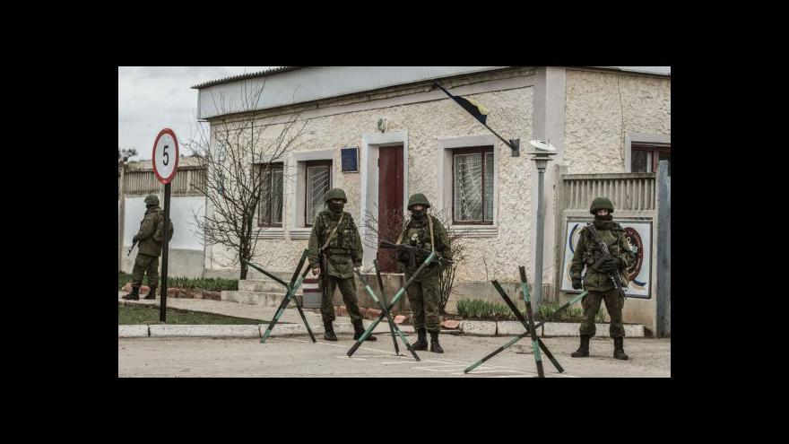 Video Krym znovu schválil odtržení od Ukrajiny