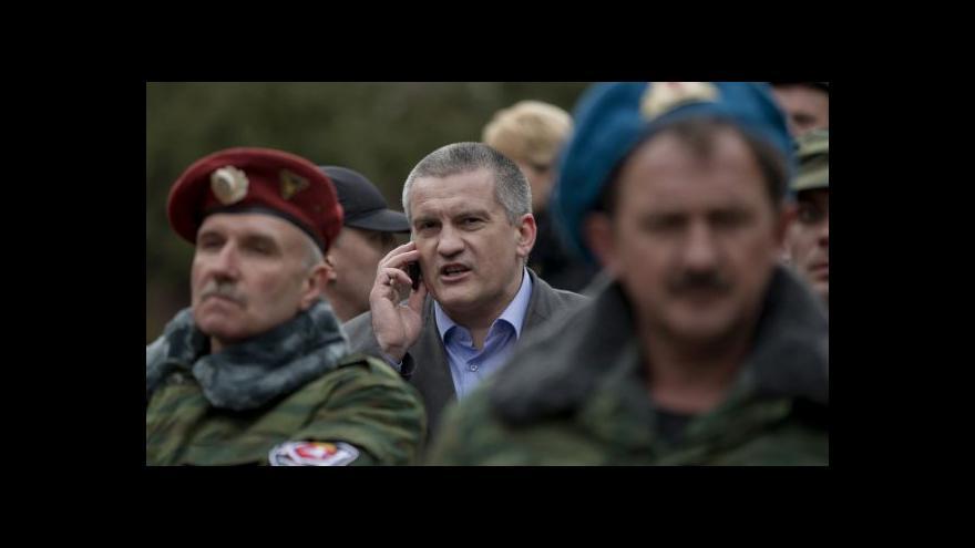 Video Na Krymu pokračují přípravy referenda