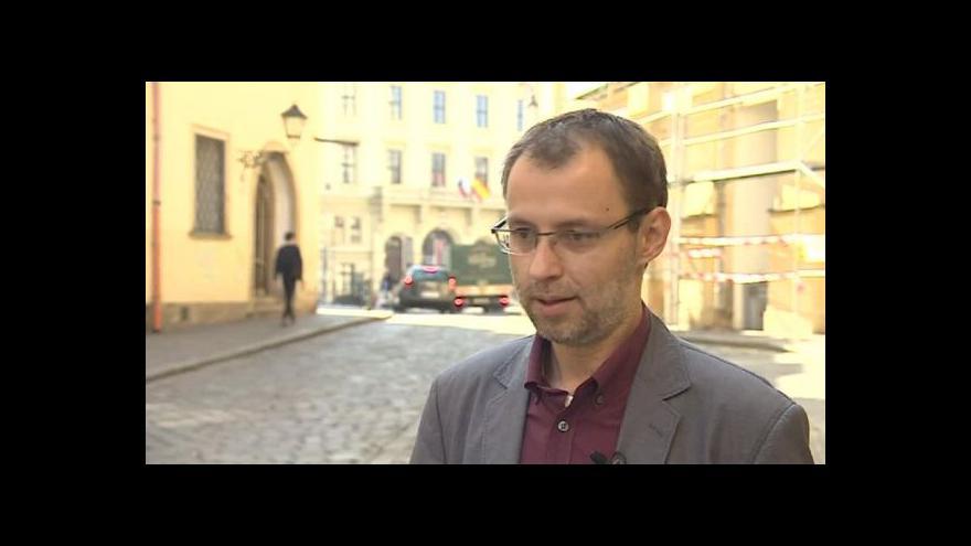 Video Možnou změnu vyhlášky komentuje mluvčí Brna-středu Roman Burián