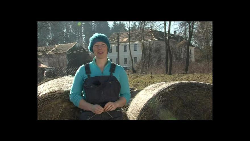 Video Bethany si pochvaluje letošní zimu