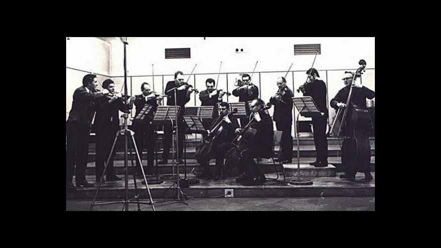 Video Janáčkův komorní orchestr slaví