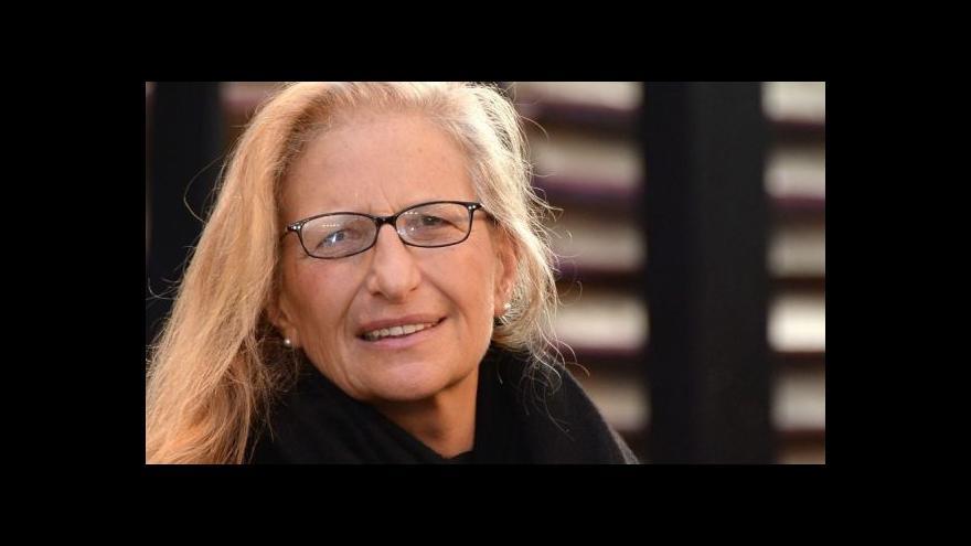 Video Portrét Annie Leibovitzové
