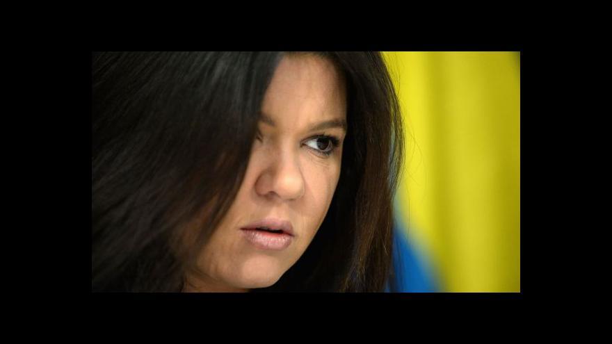 Video Ruslana žádá Bílý dům o pomoc pro Ukrajinu