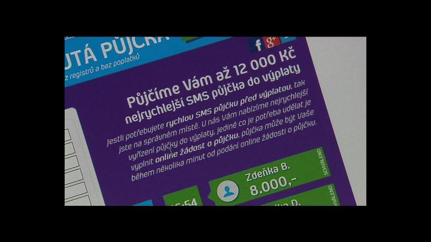 Video V Česku přibylo nebankovních půjček