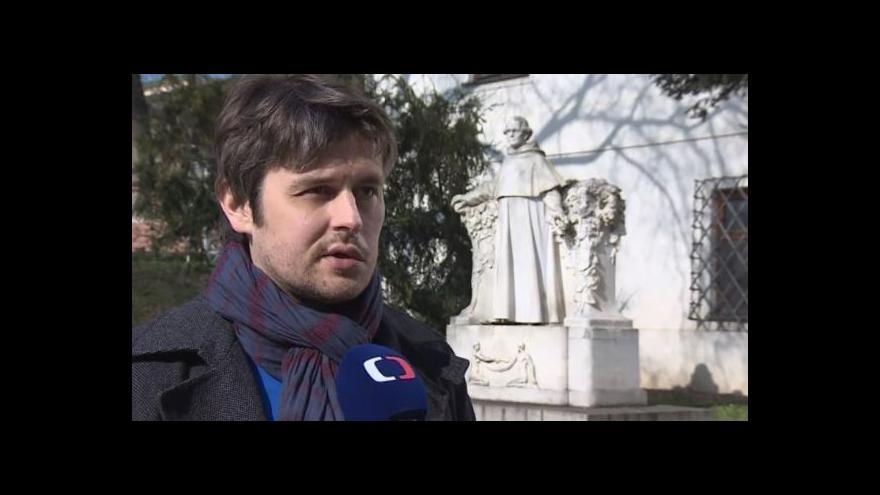 Video Hovoří ředitel Mendelova muzea Ondřej Dostál