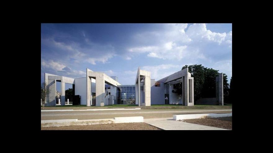 Video Architekt Zvi Hecker se představuje v Ostravě