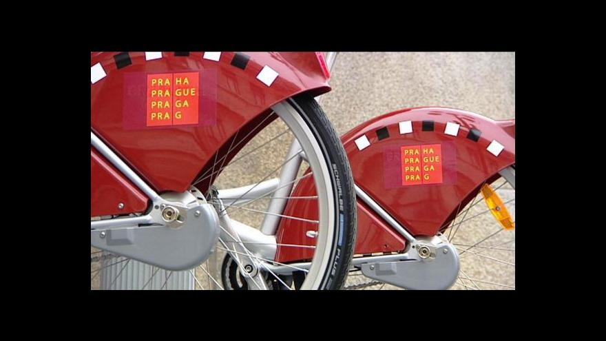 Video Události, komentáře: Bikesharing v Praze?