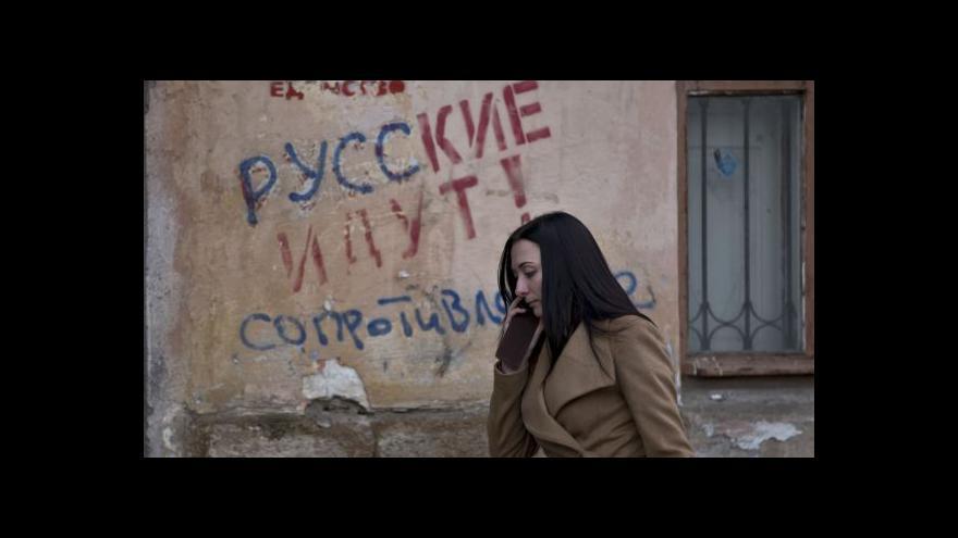 Video Náměstek ministra zahraničí Drulák: Otázka hospodářských sankcí je předčasná