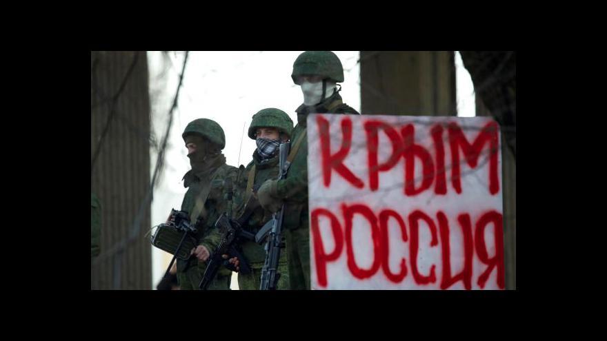 Video Hnízdo: Krym se musí připravit, že v Rusku autonomii ztratí