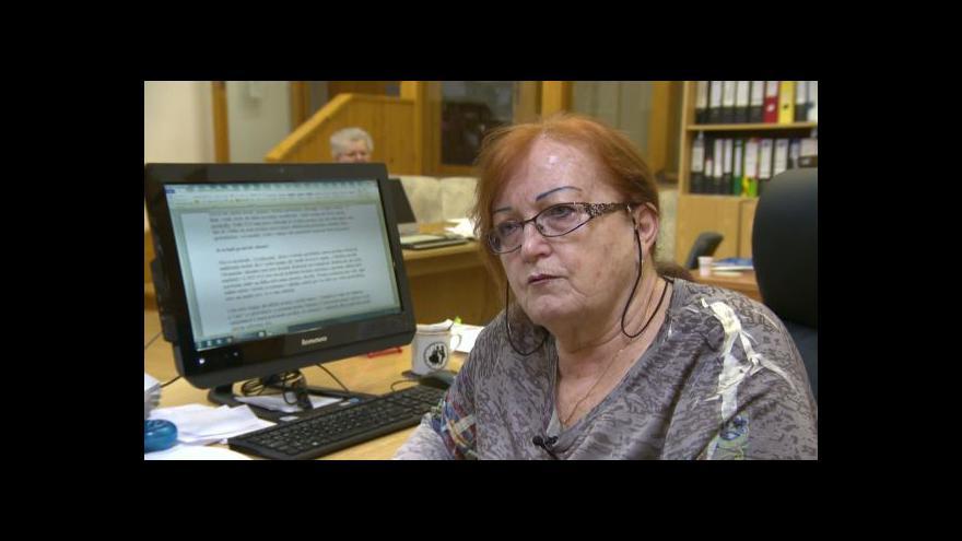 Video Podvodné taktiky popisuje Gerta Mazalová ze SOS
