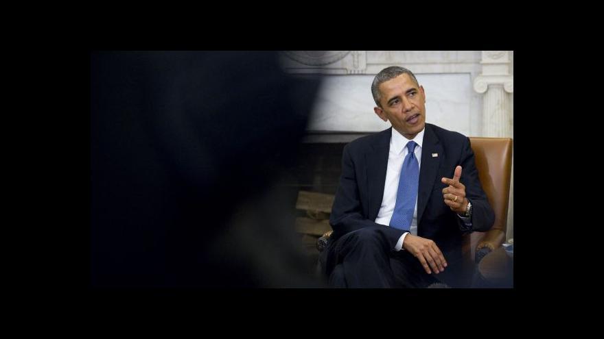 Video Hovor Washington – Moskva. Obama chce diplomatické řešení