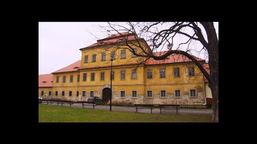 Video Největší oprava litvínovského zámku v historii startuje
