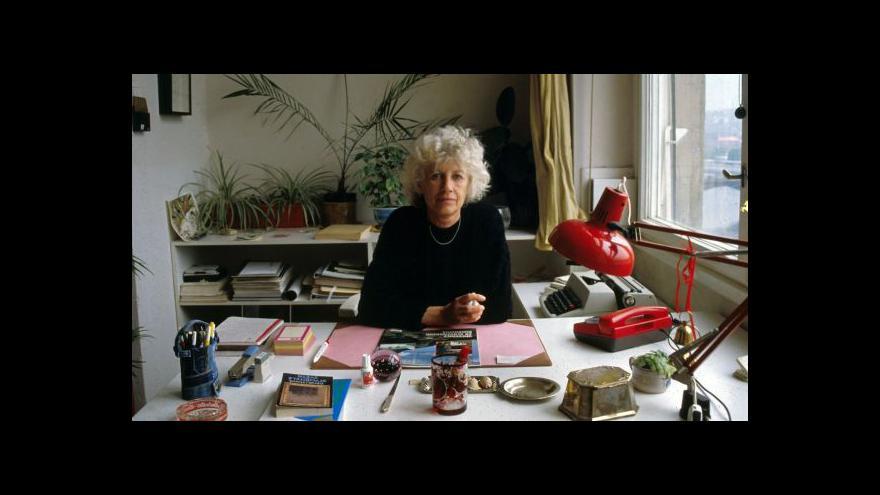 Video Jeden svět a Olga Havlová si rozumí