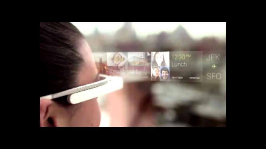 Video Nošení Google Glass se nemusí vyplatit