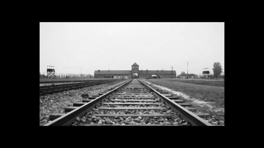 Video Michal Frankl o rodinném koncentračním táboře v Terezíně