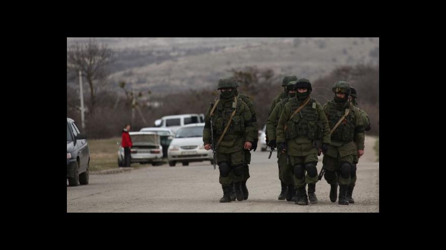 Video Události k odtržení Krymu od Ukrajiny