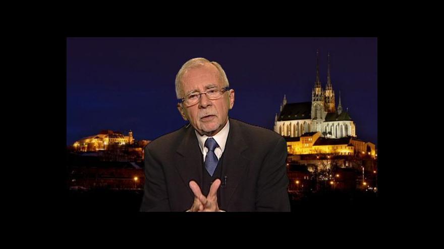 Video Hyde Park: Stanislav Křeček k dění na Ukrajině