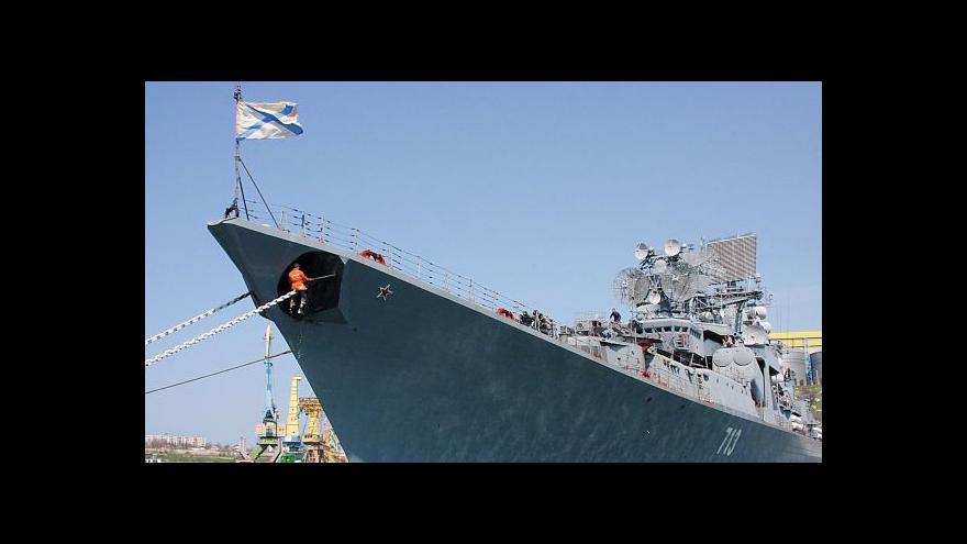 Video Fér: Sevastopol je pro Rusko po staletí strategickým bodem