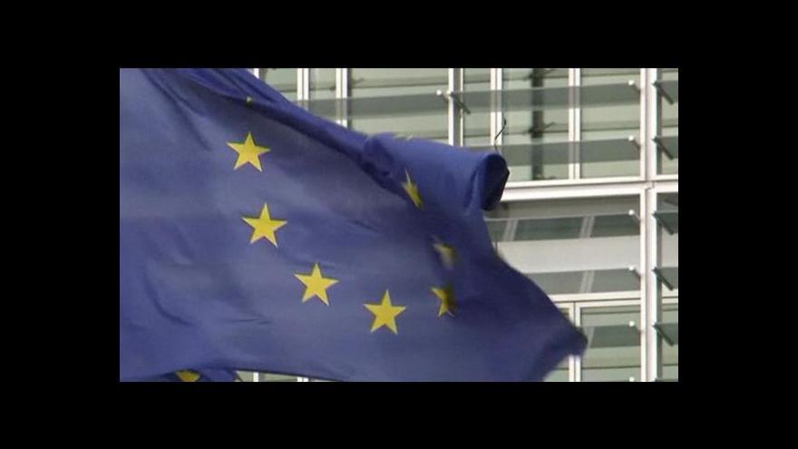 Video Telefonát zpravodaje ČT v Bruselu Bohumila Vostala