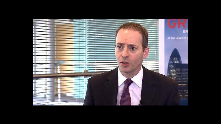 Video Britský ministr obchodu Čechům: Budeme vaší branou do USA