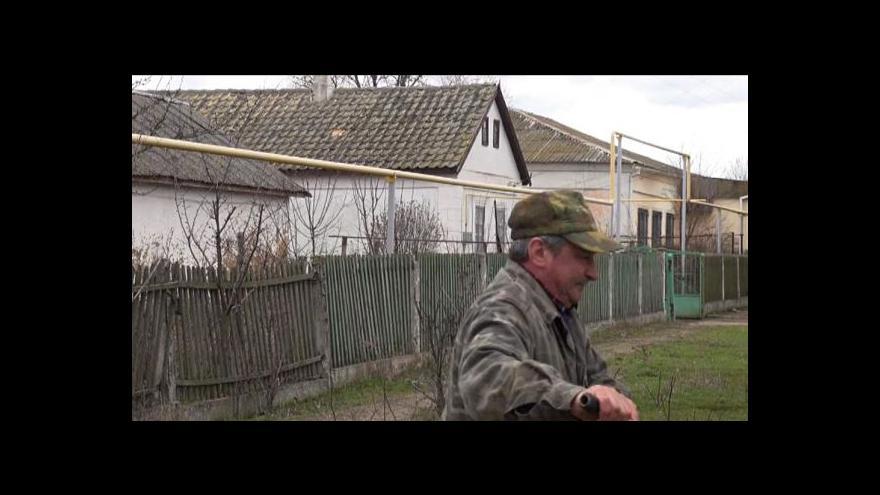 Video Češi na Krymu mají dost svých starostí