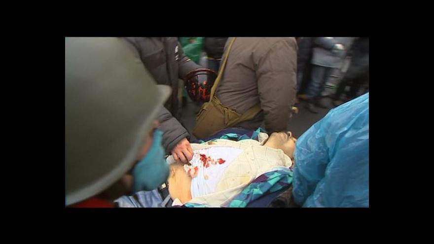 Video Do médií unikl telefonát o snajprech z Majdanu