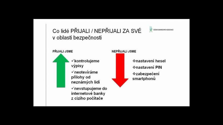 Video Rozhovor z Janem Matouškem z České bankovní asociace