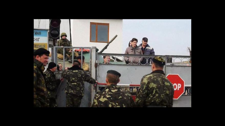 Video Události: Válka slov o Ukrajinu - hlavní zbraní je ekonomika