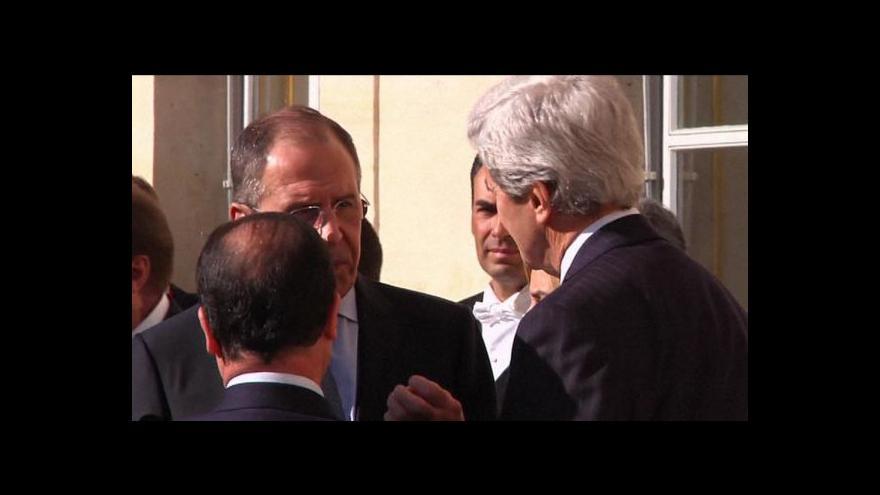 Video Události, komentáře: Dnešek ve znamení politických jednání o ukrajinské krizi